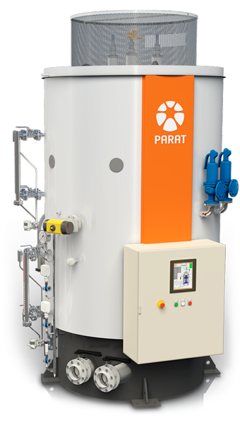 From renewable POWER to HEAT with PARAT Electrode Boiler